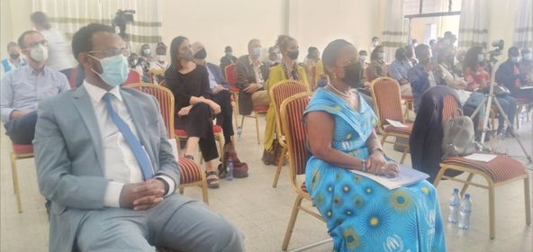 World Refugee Day marked in Ethiopia with a call for inclusion in education 18 June 2021