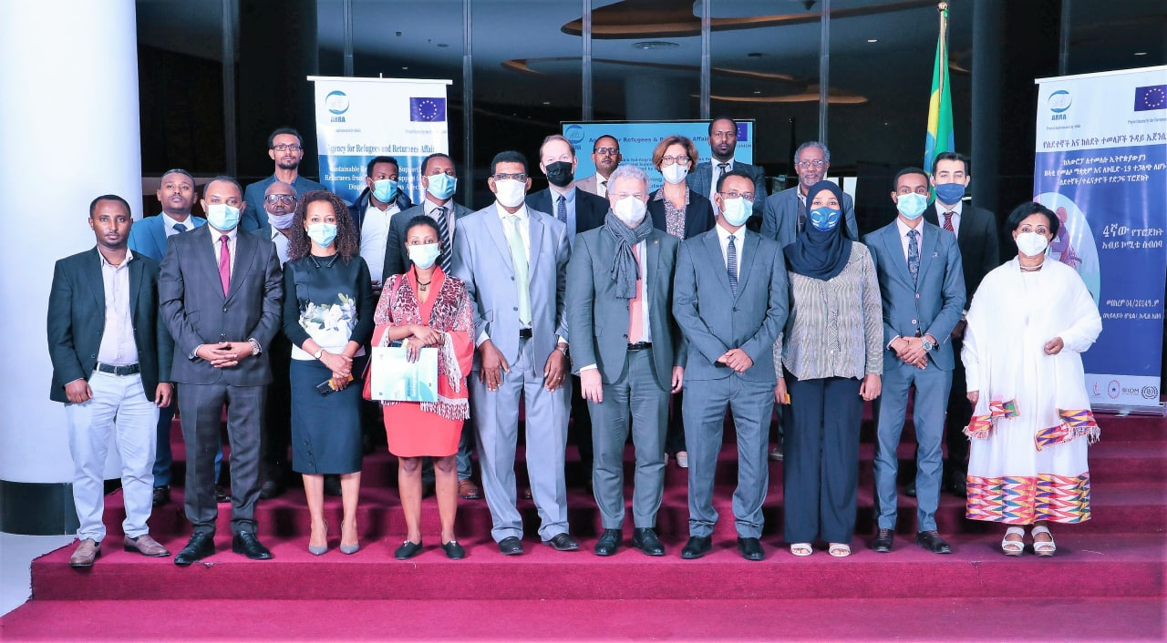 The 4th PSC Meeting on sustainable reintegration held in Addis Ababa
